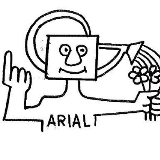 Logo ARIAL par PIEM