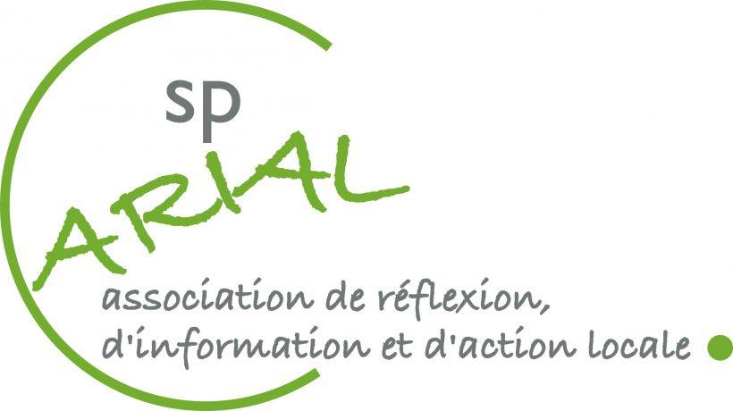 Logo de l'association arial