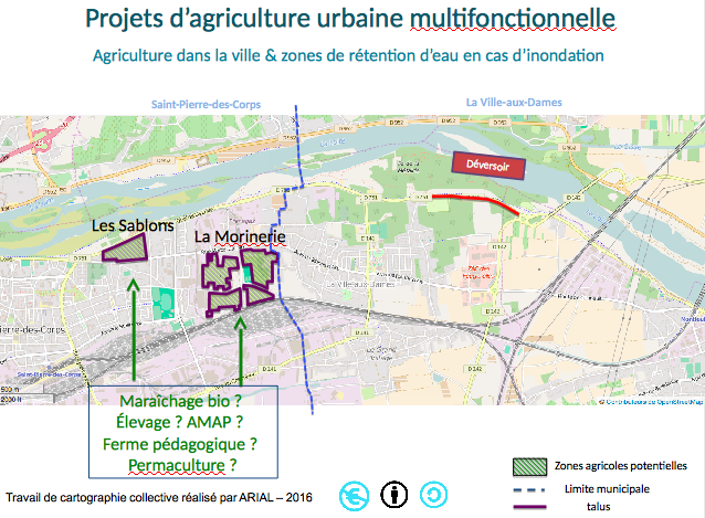 projet d'agriculture urbaine